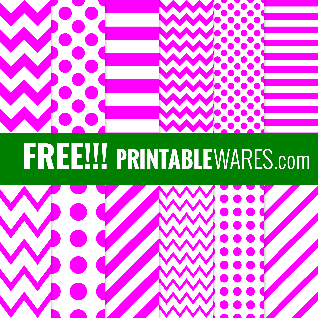 Hot Pink Scrapbook Papers Free